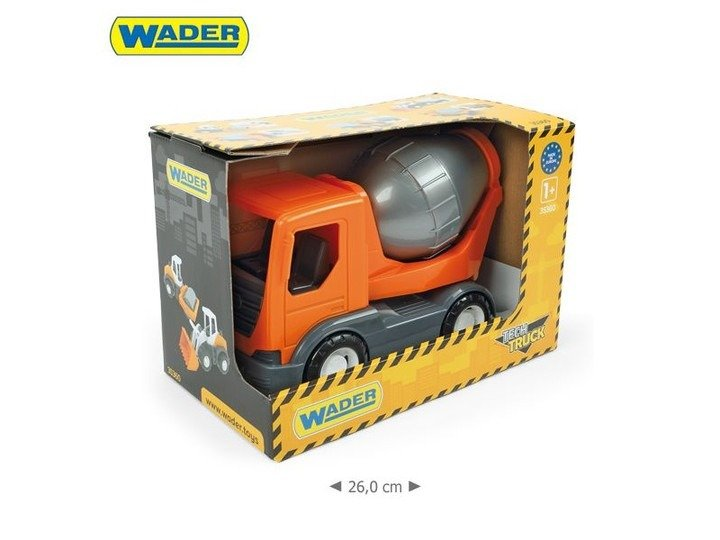 ... WADER 35360 BETONIARKA Tech Truck ...