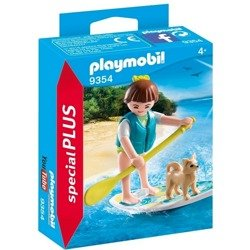 Playmobil 9354 Special Plus, Stand up paddling
