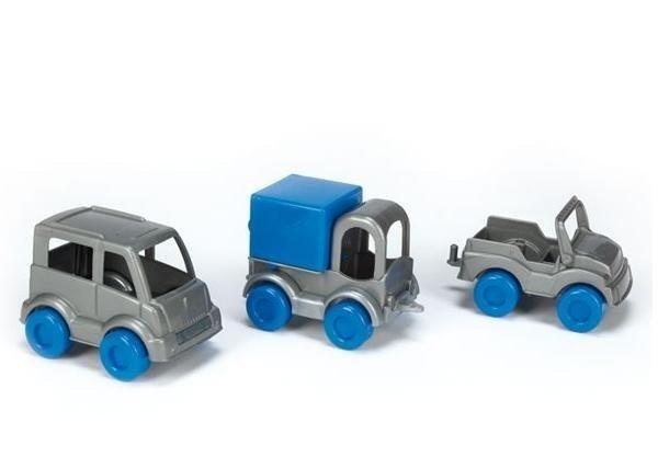 Wader 53320 Garaż Parking Policyjny Tor 38m Dla Dziecka Zabawki